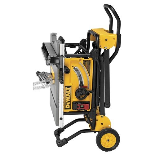 Dewalt Dwe7491rs Review Portable Table Saw