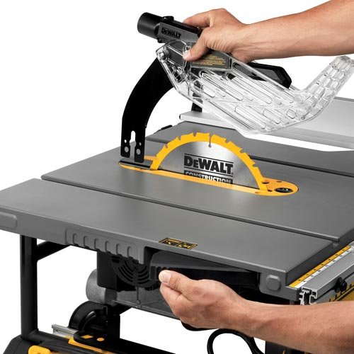 Dewalt dwe7491rs review portable table saw dewalt dwe7491rs 3 greentooth Gallery