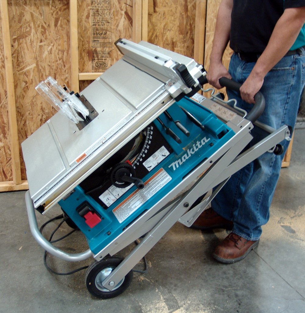 Makita 2705x1 review a contractor table saw wont accidentally start the saw when you dont mean to the powerful motor cuts through wood with ease and the telescoping extension makes it a breeze to greentooth Image collections