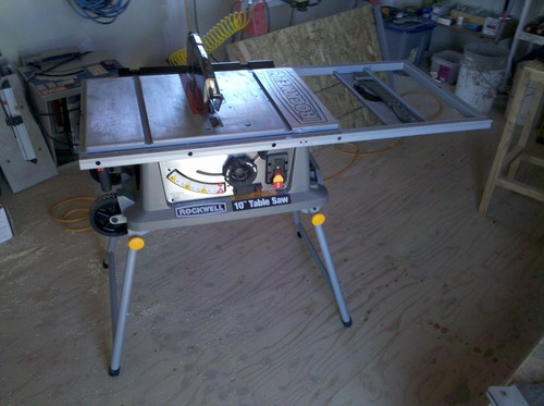woodworking table forum woodworkers saw attached talk attachment rockwell images